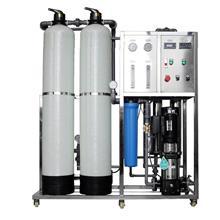 1T双级RO+EDI超纯水净水器医药化妆品用水电导率18.2M Ω .cm