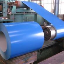 防锈涂漆镀锌板 0.5保温镀锌卷 白灰瓦型各种压型