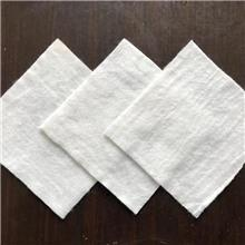 批发土工布 公路养护保湿高密度土工布 耐腐蚀涤纶白色土工布