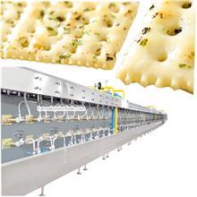 扶余饼干设备 隧道烤炉 2 + 1型夹心饼干机口碑厂家