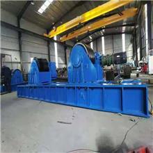 工厂直销 200吨重型滚轮架 风电塔筒焊接支架 可定制