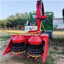 畜牧养殖业青储机  多功能地滚刀履带式玉米秸秆青储机价格