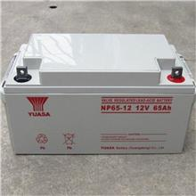 YUASA/汤浅NP85-12铅酸免维护蓄电池12V85AH广告牌直流屏安防消防