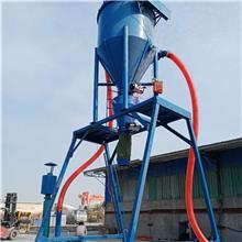 钢板仓清灰负压气力输送机  石灰石粉气力输送吸灰机厂家