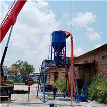 水泥灰气力装车机 无扬尘石灰石粉装罐气力输送机生产厂家