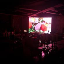 云南LEDp5全彩显示屏 室内户外滚动电子大屏 金彩 临沧高亮广告显示屏