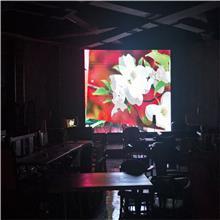 云南LEDp5全彩显示屏 室内会议酒楼高清显示屏 金彩 怒江KTV高清全彩显示屏