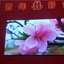 云南led全彩显示屏 室内会议酒楼高清显示屏 金彩光电科技 楚雄高亮广告显示屏