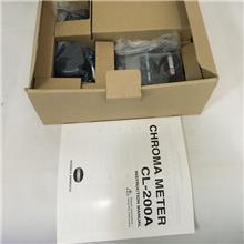 美能达CL-200A色彩照度计 KONICA MINOLTA CL-200A价格优惠