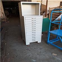 汽车美容五金配件整理柜 车间汽修工具柜 移动工具柜价格