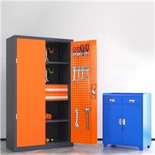 加厚重型五金工具柜 抽屉式双开门储物柜 车间工具柜 维修工具柜定做