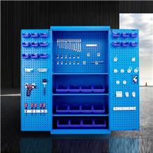 金属铁制工具柜/抽屉可移动五金工具柜 四抽工具车 车间机床柜