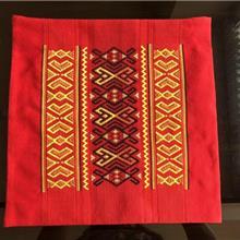 海南黎棉靠垫抱枕 纪念品礼品 刺绣靠垫抱枕 海木纺 厂商直供
