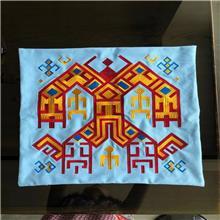 海南黎棉靠垫抱枕 办公家居 天蓝色47-47cm 海木纺 厂家直供
