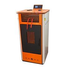 家用生物颗粒取暖炉 生物质颗粒采暖炉厂家直销 环保无烟成本低 鑫诚阳光采暖炉