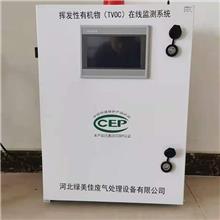 产地供应 tvoc在线监测报警器系统 VOC在线监测设备 喷涂车间VOC在线监测系统