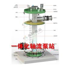长新泵业 一体化轴流泵站