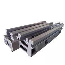 数控机床铸件 重型龙门铣铸件 越古制品 支持定制