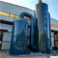 定制油烟废气处理设备_沥青搅拌站工业高压静电除尘器电捕焦油器