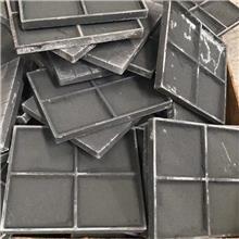 厂家定制 箱体铸件 工业车间铸钢地板 翻砂铸铁件