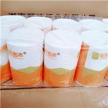 厂家批发卷纸卫生纸擦手纸 家用纸巾卷现货直供