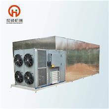 百合空气能烘干机 三七连续式烘干房 西洋参厢式烘干设备 和硕牌空气能热泵烘干线