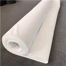 涤纶短丝土工布 河南河道护坡土工布 颜色长度可定制