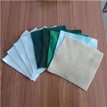 国标土工布抗老化耐酸碱 华翔土工布安全生产厂家