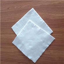 土工布厂家批发价 短丝土工布 长丝土工布 工地防尘土工布