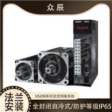 上海众辰变频器Z8000系列高性能闭环矢量变频