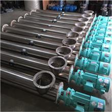 生物质发电双轴螺旋输送机 水泥行业耐温螺旋输送机 冶金行业双向螺旋输送机 德景环保