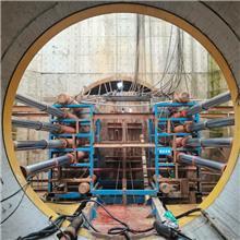 工厂定制多种型号钢筋混凝土排水管顶管 地埋环氧煤沥青防腐钢管 顶管施工
