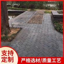 湖北咸宁供应条砖系列仿古青条砖粘土砖手工砖铺地条砖青砖条