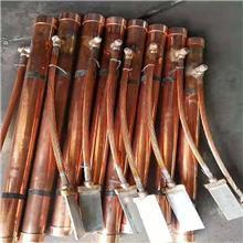 锌包钢离子接地极 接地棒 防雷工程镀铜离子接地极 紫铜接地极 材质尺寸可定做