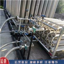 二手空温式气化器 二手lng气化设备 lng电加热气化器 出售厂家