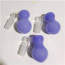帮诚 玻璃工艺品 玻璃水烟壶 玻璃烟斗挂瓶配件 厂家供应