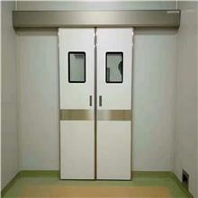 手术室医用气密门自动门脚踏电动感应门防辐射美容医院推拉平移门