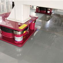 隔楼上机器震动噪声防震垫,软玻璃切割机减振垫 找 东永源