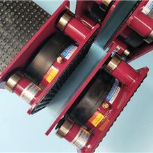 减震动噪音的防震垫,纱布生产设备隔振器 选锦德莱