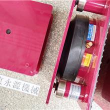 楼上机器隔音垫避震器,激光切割机隔振垫 选锦德莱