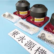 吸塑机隔震垫,面膜下料机减震气垫 选锦德莱
