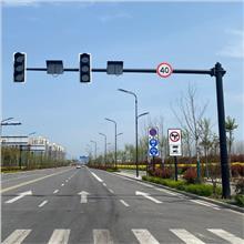 道路指示红绿灯交通智能灯LED信号灯厂家定制一体化人行灯  骏涵光电供应交通信号灯 一体化行人灯