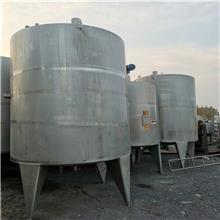二手不锈钢卧式储罐 二手工业储料罐 二手化工原料储罐 回收报价