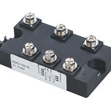 浙江 桥式整流器 HDFA 100-16 三相二极管&晶闸管 西安西正