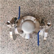 差异水质连接用倒流防止器 低阻力倒流防止器