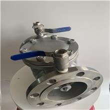 饮用水防污染 不锈钢倒流防止器 多种型号阀门厂家供应