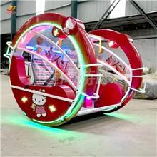 儿童喜欢玩的刺激游乐设备乐吧车亲子情侣都可以玩