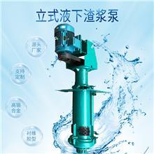 立式液下渣浆泵价格  机械工业水泵 砂砾泵 河北中泰泵业厂家排名 8寸离心泵