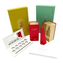 养生冬虫夏草产品外包装盒 保健品礼盒 上下扣盖 激凸 礼品盒定制