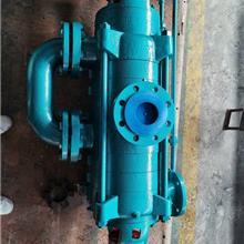 MD155-67*7P矿用卧式多级单吸耐磨自行平衡离心泵